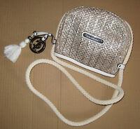Juicy Couture Bag Palm Springs Straw Devon Big Sale Make Offer $148 Retail