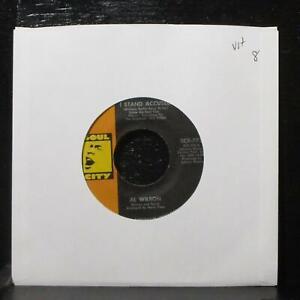Al-Wilson-I-Stand-Accused-Shake-Me-Wake-Me-7-034-VG-Soul-City-SCR-773-USA