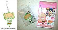 Shokugeki no Soma Food Wars Rubber Strap Girls Assorted Yuki Yoshino Licensed