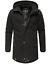 Weeds-senores-chaqueta-invierno-larga-chaqueta-Parka-abrigo-forro-calido-manakaa miniatura 13