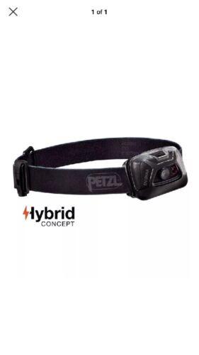Petzl Tactikka noir plus HYBRID CONCEPT projecteur 350 lm NEUF!!!