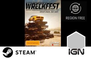 Wreckfest-PC-Steam-Download-Key-FAST-DELIVERY