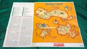 Illusion Of Gaia World Map on 7th saga world map, mother 3 world map, mass effect 2 world map, super mario world world map, wild arms world map, neverwinter nights 2 world map, soul blazer world map, chrono trigger world map, super mario rpg world map, filgaia world map, civilization world map, guild wars world map, ogre battle world map, super mario galaxy world map, super paper mario world map, super metroid world map, xenoblade chronicles world map, sacred 2 world map, xenogears world map, seiken densetsu 3 world map,