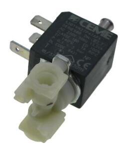 DeLonghi 5213218421 Magnetventil für ECAM22.360 ECAM22.366 ECAM23.450 ECAM24.450
