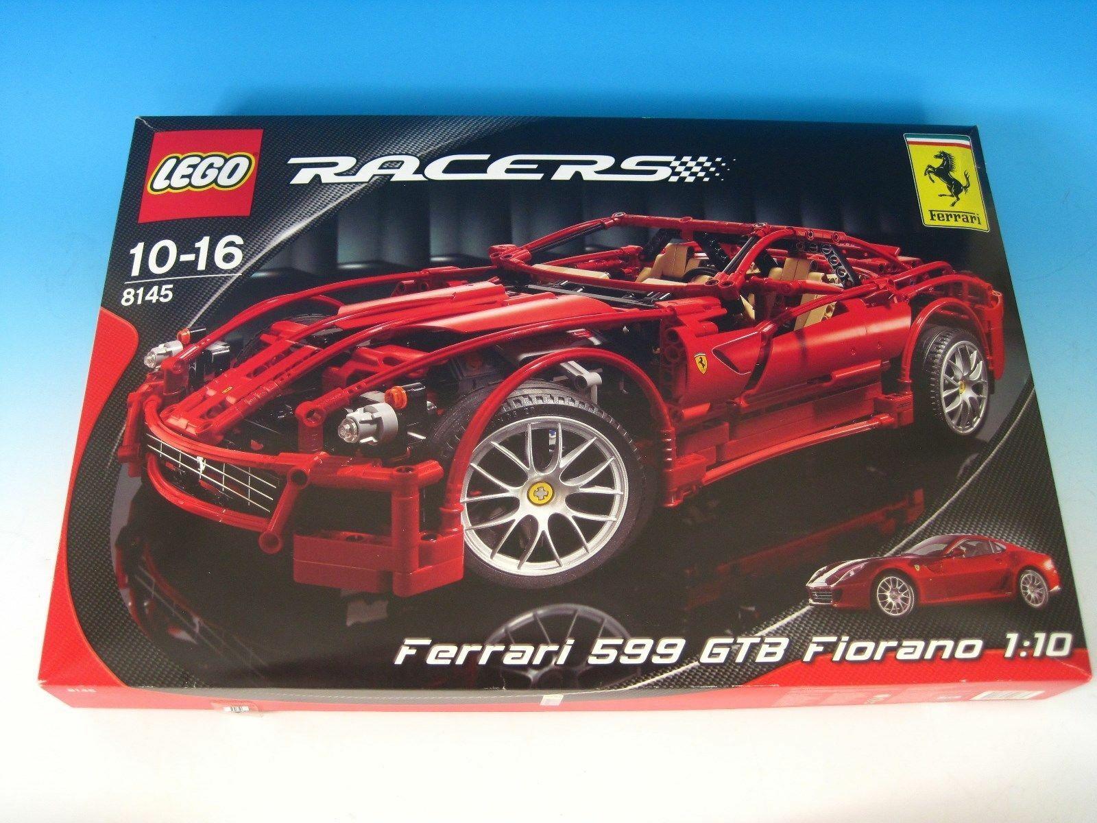 LEGO Racers Ferrari 599 GTB Fiorano 110 (8145)