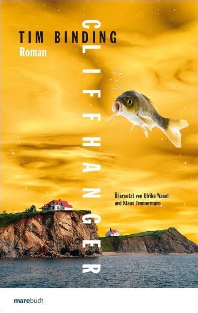 Cliffhanger / Al Greenwood Bd.1 von Tim Binding (2008, Gebundene Ausgabe)