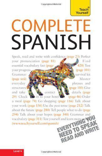 Complete Spanish: Teach Yourself-Juan Kattan-Ibarra