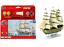 miniatura 1 - Airfix Starter Set HMS Victoria Royal Navy Model Kit pinturas & Cepillo Conjunto A55104