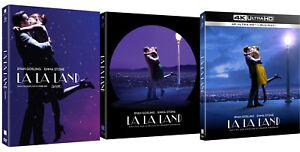 La-La-Land-4K-UHD-Blu-ray-DVD-CON-SLIPCOVER-Pick-Formato