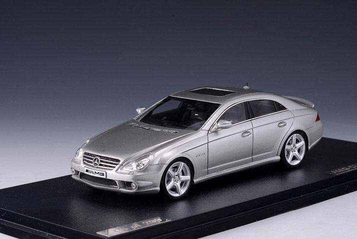 1 43 GLM 204701 Mercedes-Benz AMG CLS63 C219 2008 Resin Model