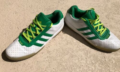 Scarpe Rara school 681001 da Leather Top Green ginnastica Fulton old 18 Sz White Low Adidas ngZ0Pnx