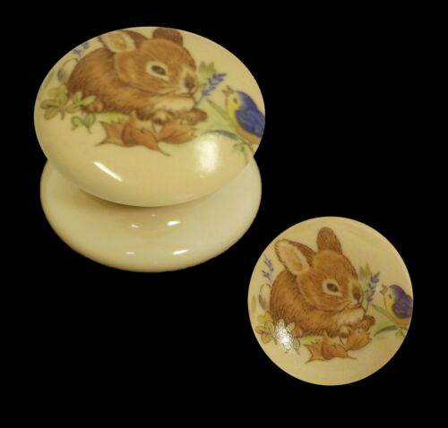 FABLON STICKY BACK PLASTIC SELF ADHESIVE VINYL FILM Rabbits Hedgehogs 1.50M