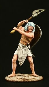 Tin-soldier-Collectible-Ancient-Egyptian-Infantryman-54-mm-Ancient-Egypt