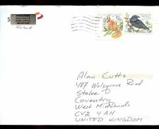 Finland 2005 Airmail Cover To UK #C2108