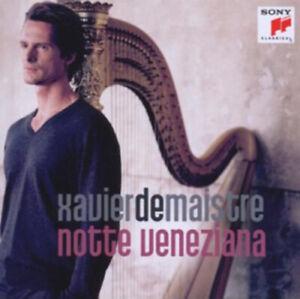 Xavier-De-Maistre-Xavier-De-Maistre-Notte-Veneziana-CD-2012-Amazing-Value