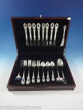 Legato by Towle Sterling Silver Flatware Service For 8 Set 36 Pieces