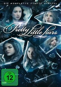 Pretty Little Liars Staffel 4 Deutsch Dvd