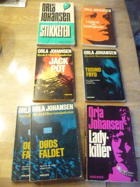 Gåden i Nr. 12 - Stikkeren m.fl., Orla Johansen, genre: