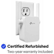 TP Link N300 WiFi Range Extender TL WA855RE Certified Refurbished