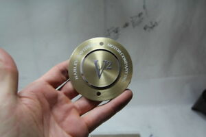 Harley-30th-Anniversary-FL-gold-V2-timer-cam-cover-32541-95-NOS-Touring-EPS18249