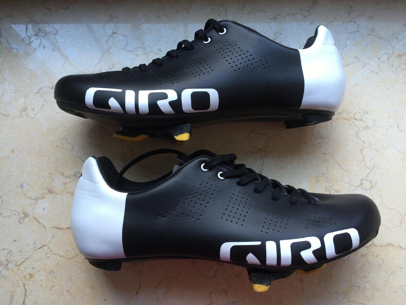 Giro Empire ACC NeroBianco   Taglia 43 EU8.5 UKUSA 9.5