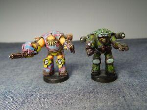 RAFM-STAR-KHAN-Reaction-Unit-Destructor-Black-Widow-Fury-Metal-Miniatures