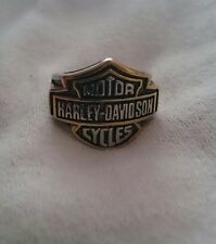 NWT Men's HARLEY-DAVIDSON  Stainless Steel Band RING Size 10 Jewelry  freeshippi