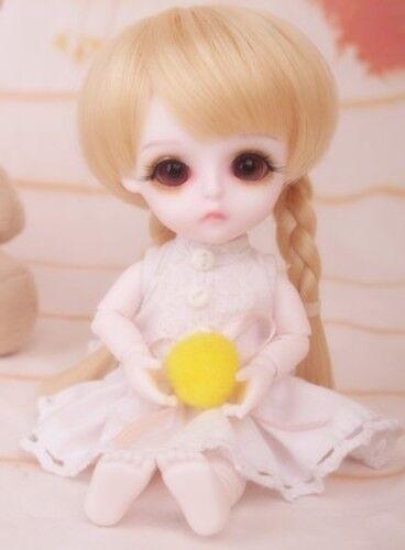 Bjd doll 1/8 chou tiny cute recast Gelb sd manga anime dollfie muñeca