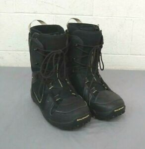 Salomon Echelon All Mountain Snowboard Boots Us Men S 8 Eu