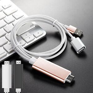 Lightning-Apple-AV-HDMI-Cable-HDTV-Digital-TV-Adapter-for-iPhone-XS-Max-XR-iPad