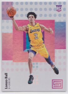 2017-2018-Status-Lonzo-Ball-RC-118-LA-Lakers