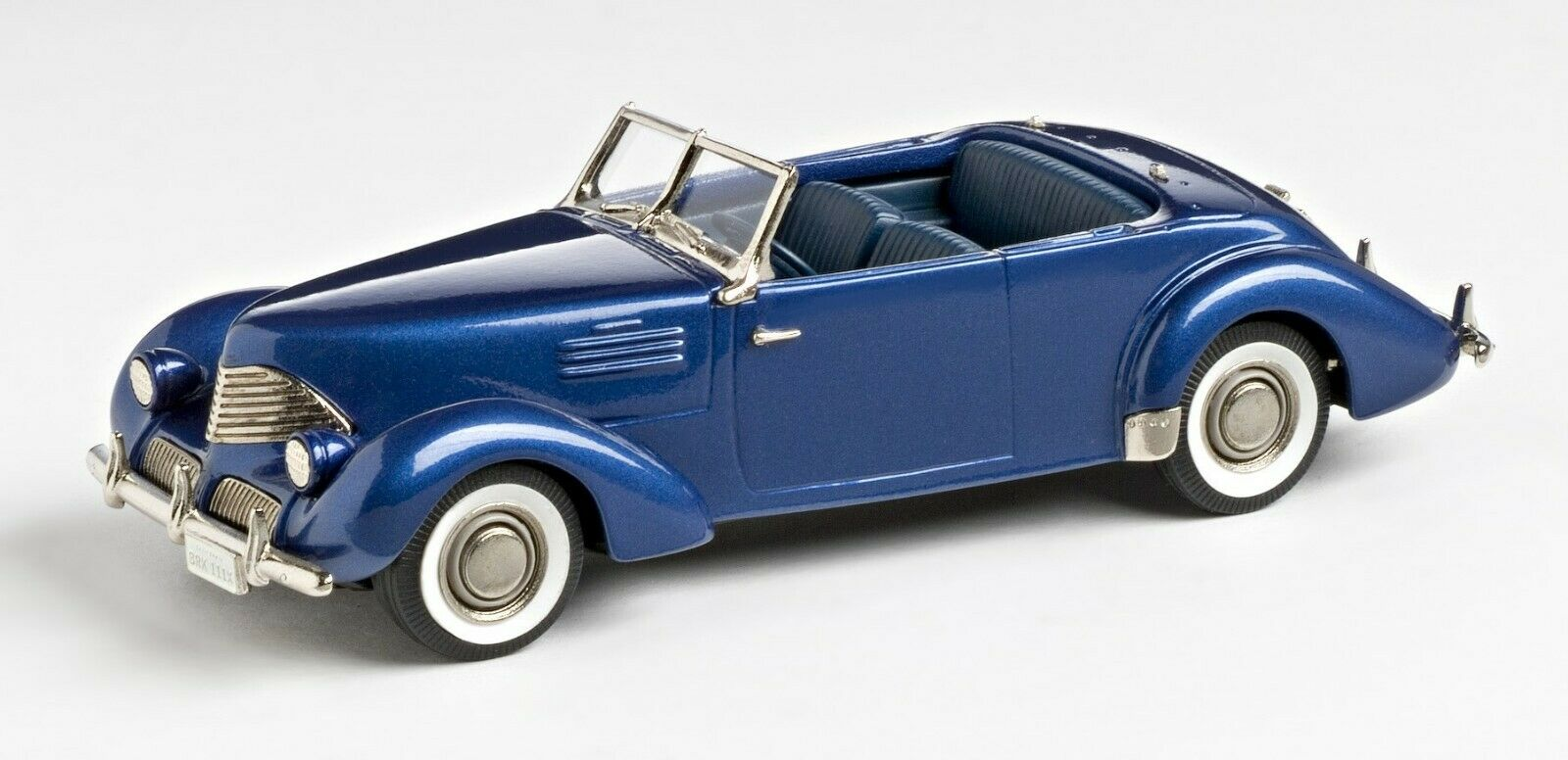 Brooklin Factory Special 04 Graham Hollywood Convertible 1 of 750 1940