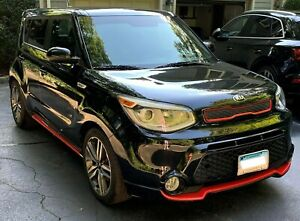2015 Kia Soul Red Zone Special Edition