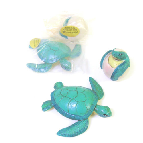NEW American Girl Doll SEA TURTLE /& BABY TURTLE EGG HATCHING PVC Toy Cake Topper