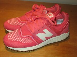 Details about New Balance 247 Revlite Womens Sneakers Pink 7.5