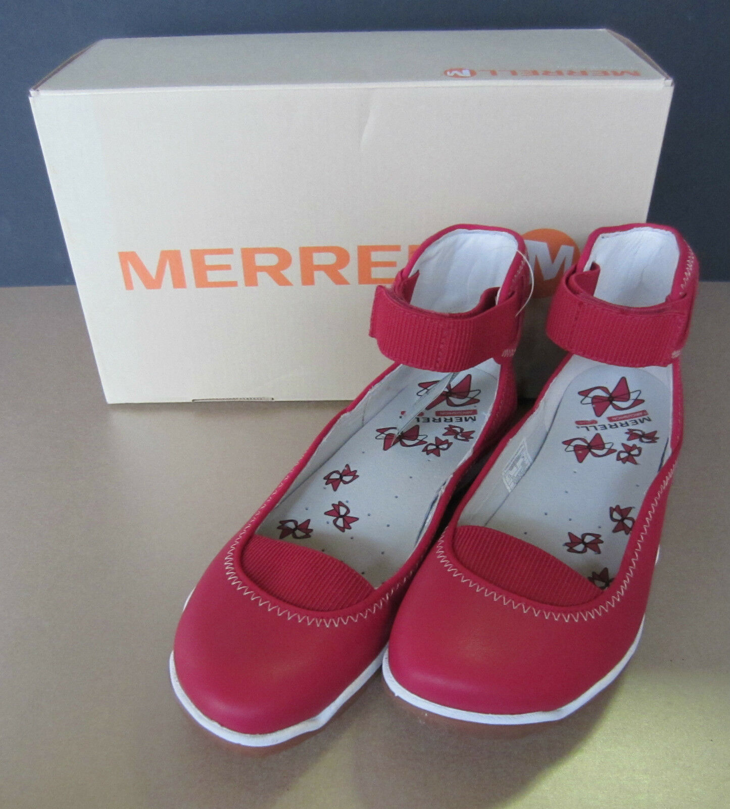Merrell - Loreli Band - Persian rouge Casual chaussures   Trainer GREAT PRICE