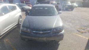 CERTIFIED 2005 Chev Impala CLEAN Loaded 190K