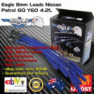Eagle-8mm-Ignition-Spark-Plug-Leads-6cyl-Fits-Chrysler-Voyager-GS-Grand-Voyager