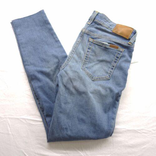 Joe's jeans Jeans à denim taille droites moyenne basse jambes Jeans de en taille wAg8qy7