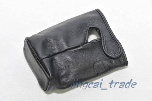 Soft Leather Case For YAESU VX-7R VX-7E VX7R VX7E Ham Radio Brand New!