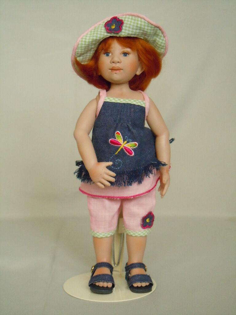 SURISA Artist Doll by BERDINE CREEDY 10  Vinyl 2006 10th Anniversy LE 3 130_MIB