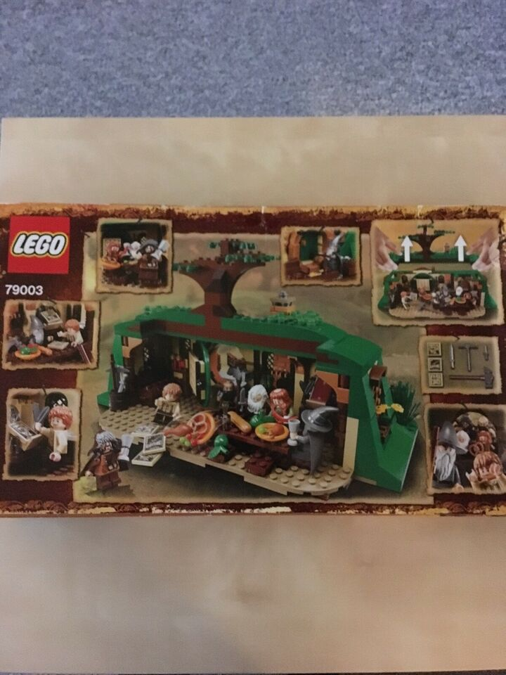Lego Hobitten, An Unexpected Gathering 79003