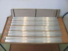 8€/1m - 5x1m Schrägwinkel 3400/100 Treppenkantenprofilsystem f. Parkett Laminat