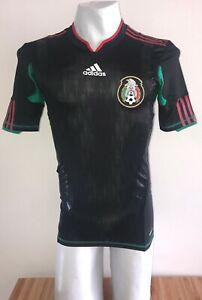 MEXICO-3er-Jersey-Black-Techfit-2010-Adidas