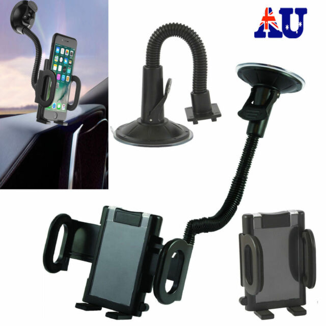 Universal Windshield Mount Car Holder Cradle For GPS iPhone X 8 7 6 6s Plus 5 SE
