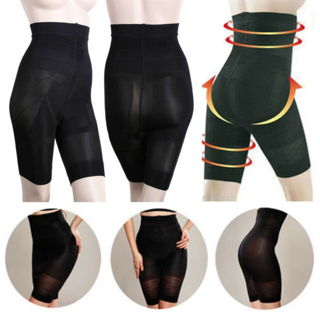 6777dd79d Women Tummy Body Control Shaper Girdle Waist Shorts Slim Lift Shape Pants  Medium