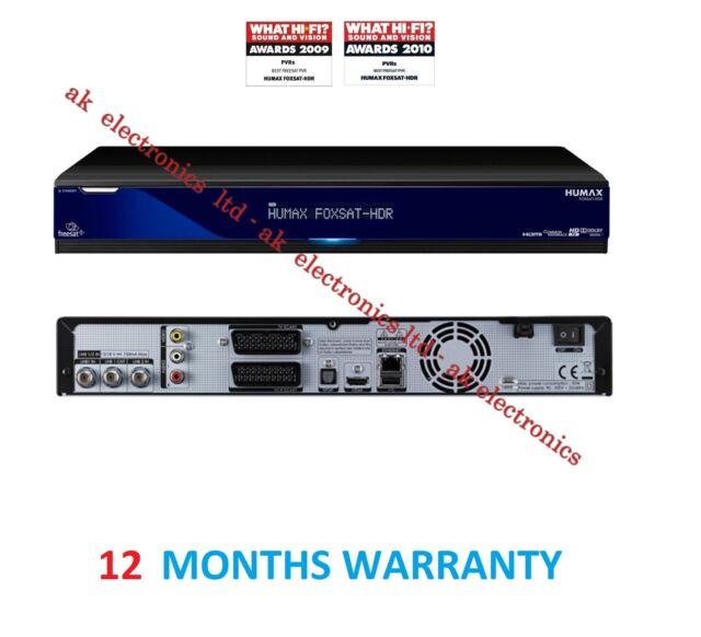 humax foxsat hdr 500 500gb dvr ebay rh ebay co uk humax foxsat hdr manual humax freesat hdr manual