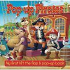 Pre-school Pop up Pirate (hardcover) Book People 9781464304521
