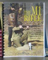 M1 Garand Book By Nra , Very Nice , Great Information Us M1 Garand