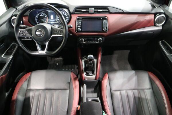 Nissan Micra 0,9 IG-T 90 Tekna billede 13